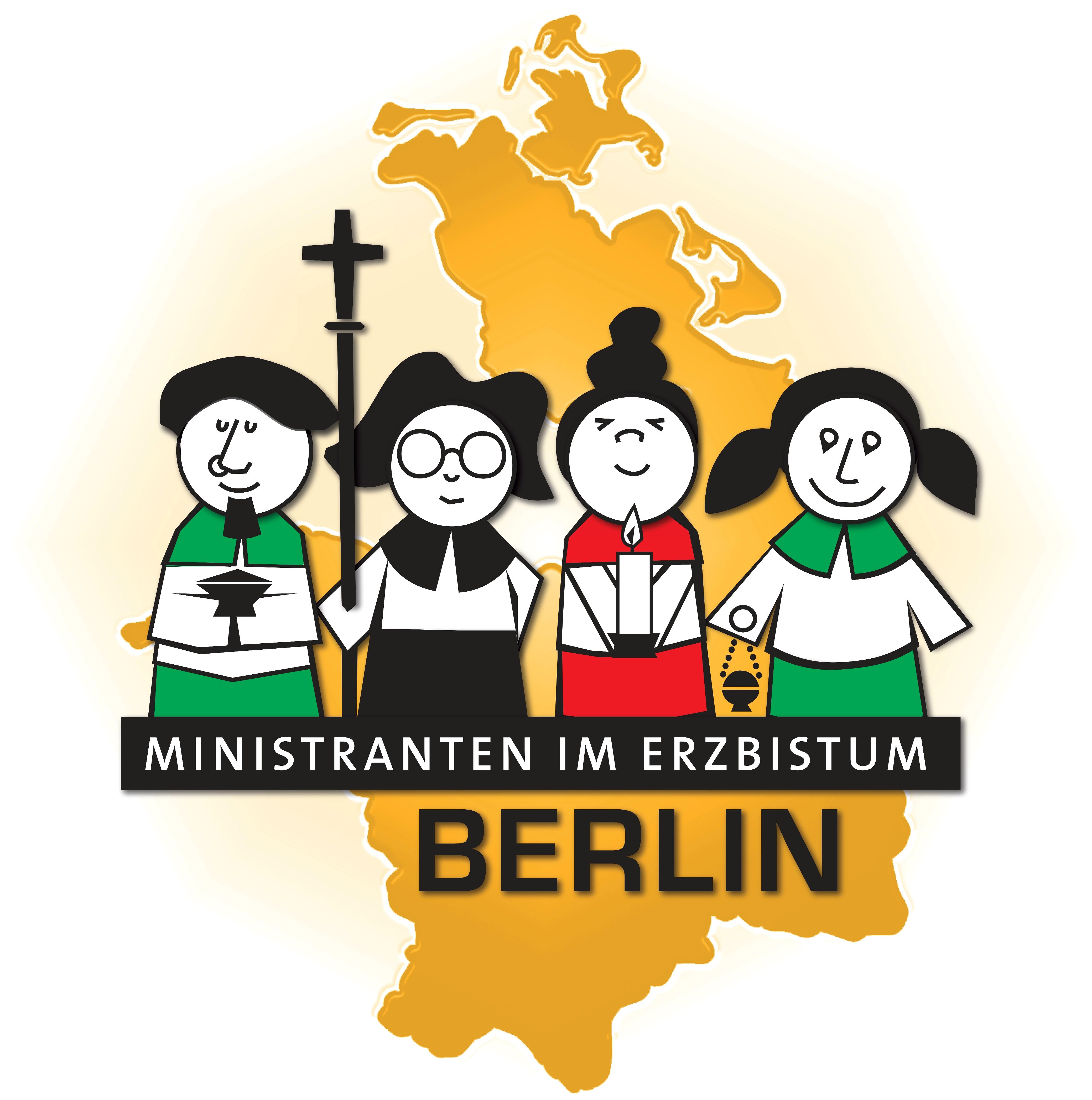 Ministranten im Erzbistum Berlin